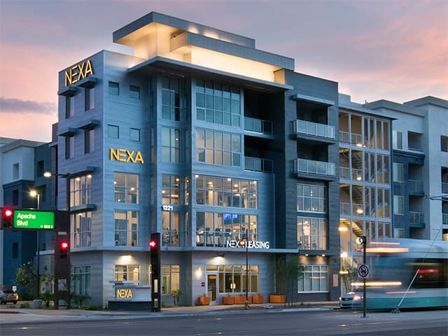 NEXA Luxury Apartments in Tempe